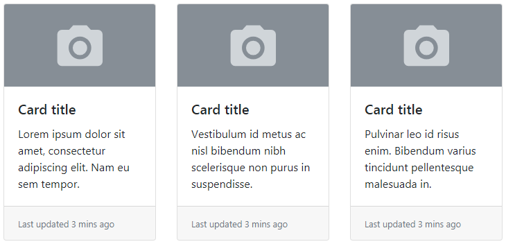 How to Use Bootstrap 4 Cards - Tutorial Republic