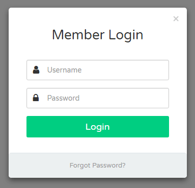 Bootstrap Login Form Examples Live Demos Codes Tutorial Republic